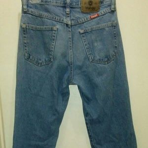 Wrangler High-waisted Mom Jeans